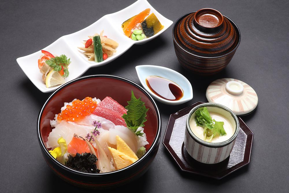 季節御膳(海鮮丼)